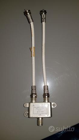 Splitter a due vie antenna