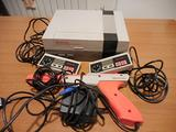 Nintendo entertainment system vintage