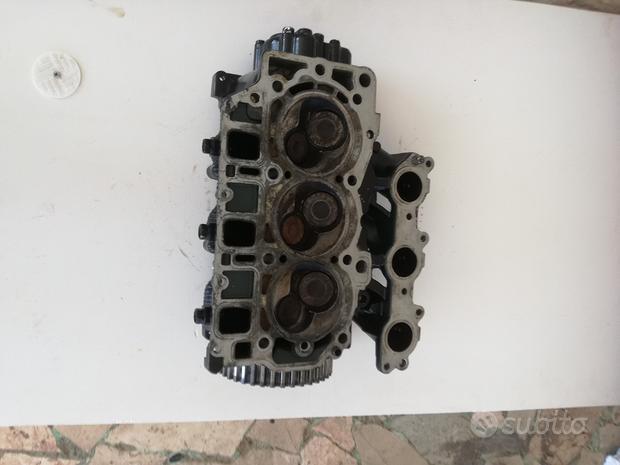 Testata completa x motore mercury 40 cv 4 t 3 cyl