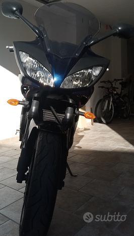 Yamaha FZ6 Fazer - 2008