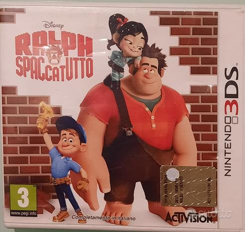Ralph Spaccatutto Nintendo 3DS - 3DS XL - Gioco