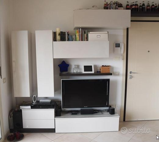 Set mobili componibili per soggiorno