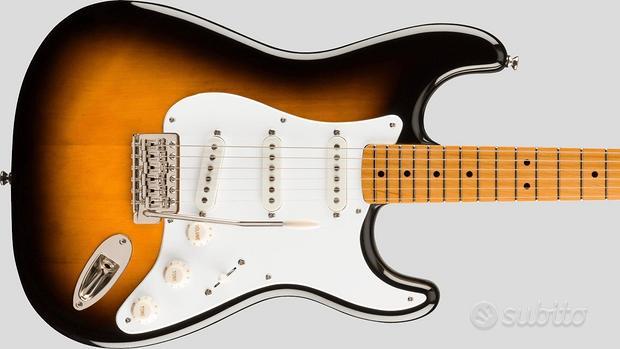 Squier 50 Stratocaster Classic Vibe + custodia
