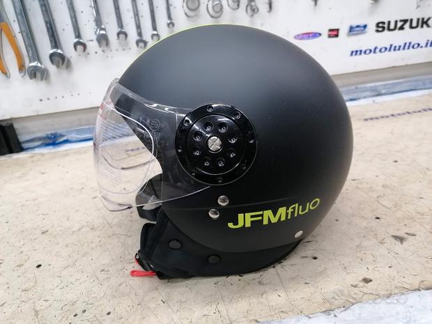 Casco jet nuovo marca jfm