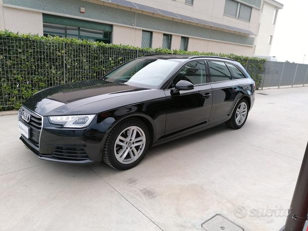 Audi a 4 2.0 tdi 150 cv ultra s-tronic 2018