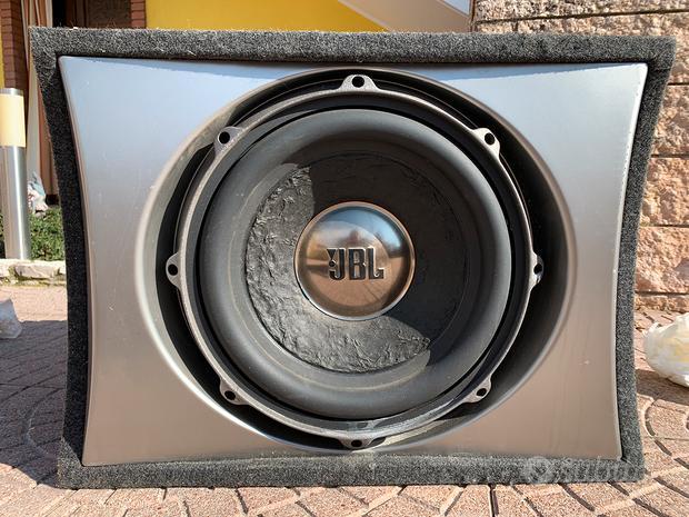 Subwoofer + Amplificatore digitale per auto