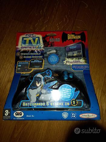 Plug & Play TV Games Batman 5 giochi in 1 GIG