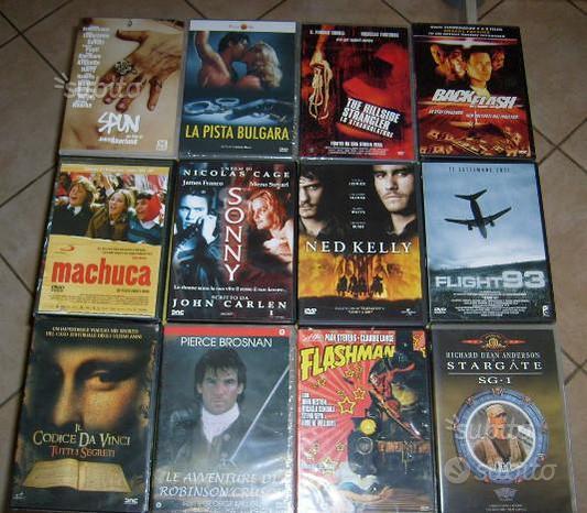 B-Movie, perle nascoste e fuori catalogo in DVD