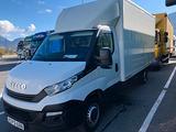 Iveco daily euro 6 furgone e sponda