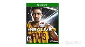 NBA Live 14 e FIFA 15 per Xbox One