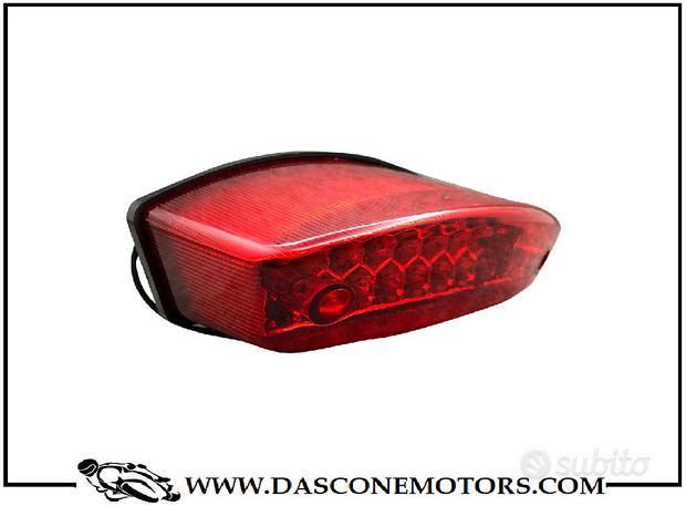 Fanale Led Ducati Monster Rosso