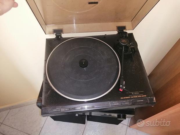 Console DJ anni 80
