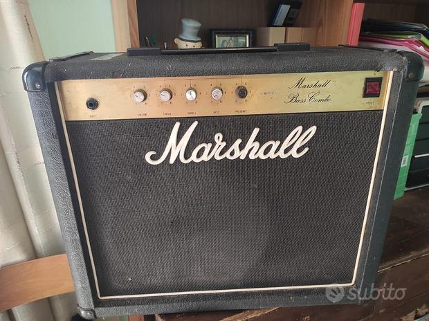 Amplificatore marshall bass combo