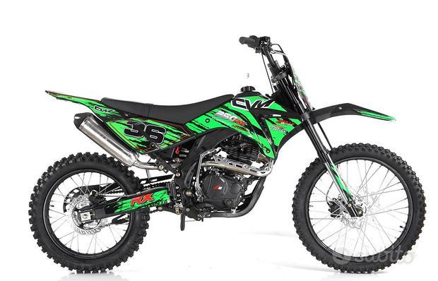 NUOVA PIT BIKE 250cc RUOTA 19/21 SUPER SPORT