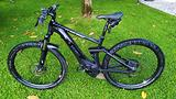 E-bike CUBE STEREO HYBRID 120