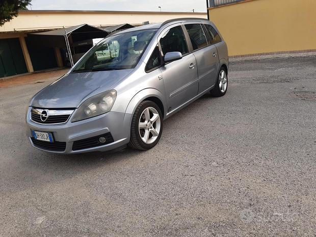 Opel Zafira 1.6 benzina/GPL anno 2007