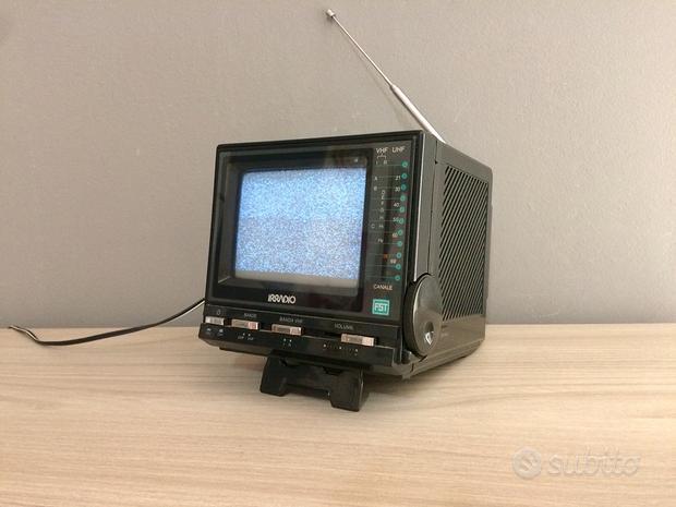 Mini televisore IRRADIO (13x14)