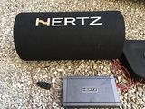 Impianto audio hertz