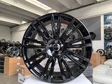 Cerchi Range Rover raggio 22 OMOLOGATI NAD cod.476
