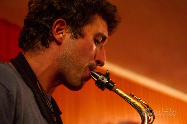 Professore di Sassofono e Pianoforte