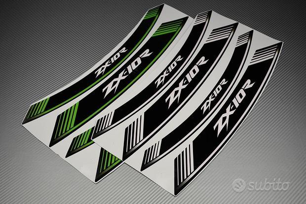 Strisce Adesive per Cerchi - Modello ZX10R