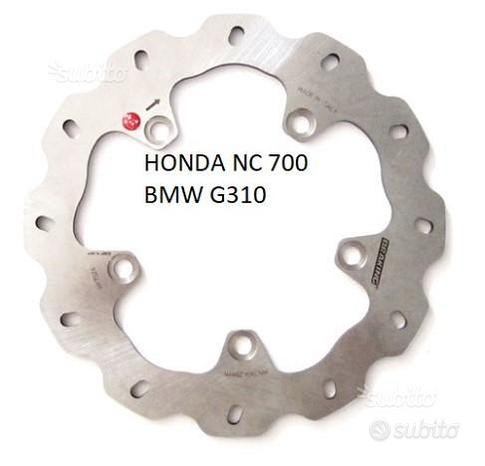 Disco freno braking wave wf7524 honda / bmw