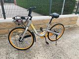 Bike con cestello anteriore