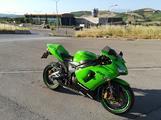 Kawasaki ninja zx6r 636