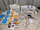 Nintendo Wii con accessori e giochi PERFETTA