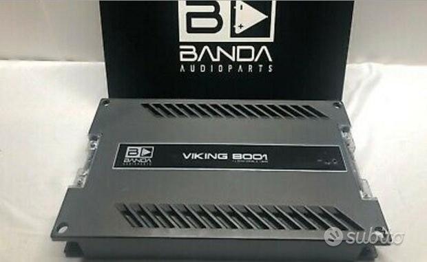 Amplificatore Banda 8001