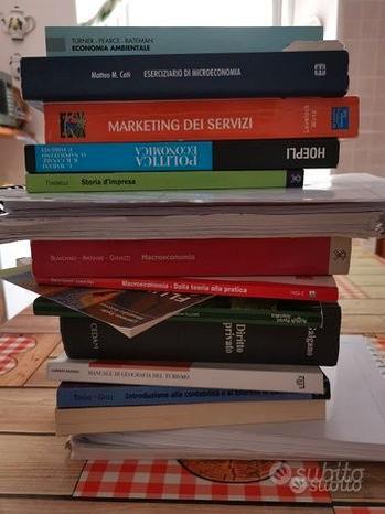 Libri Economia del turismo università Bologna CLET