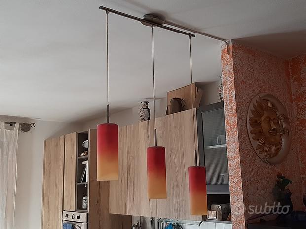 Lampade lampadario a sospensione 3 luci