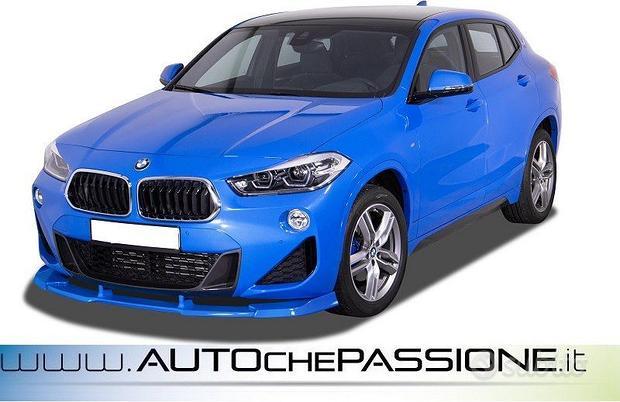 Sotto paraurti anteriore per BMW X2 F39 M-Sport,
