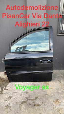 Portiere chrysler voyager