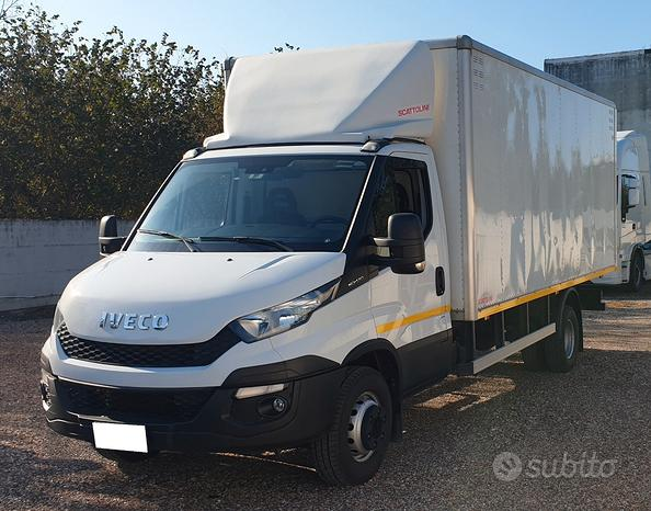 Iveco daily 60c17 2016 euro6
