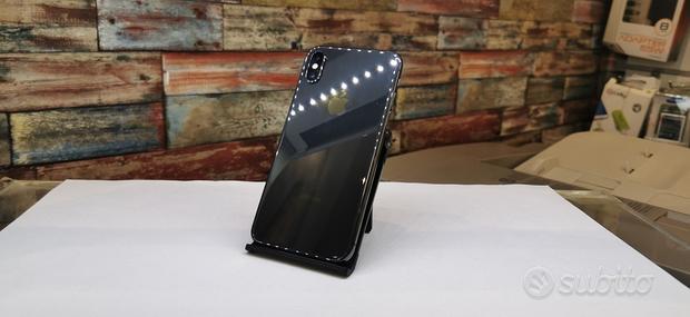 IPhone X nero black 256gb garantito pari al nuovo