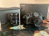 Fujifilm xt 3