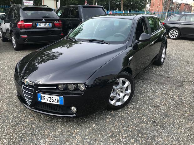 Alfa romeo 159 sportwagon 150cv q tronic 2008