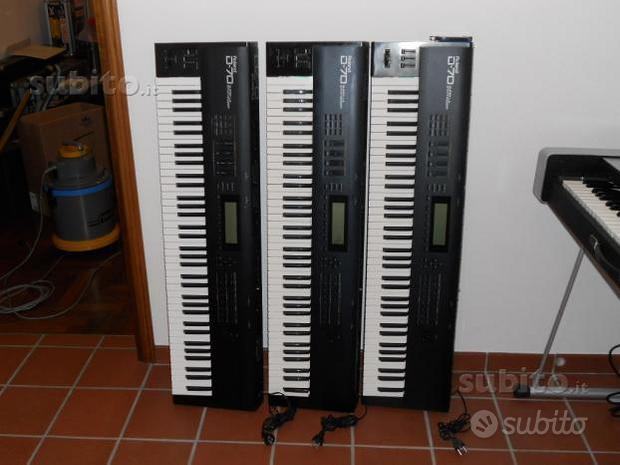 Colla rossa tastiere Roland (D70/JD800/U20/etc)