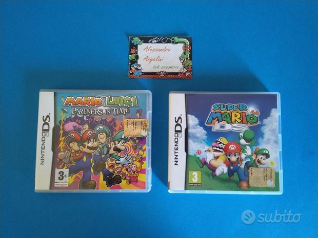 Giochi Nintendo DS (prezzi in descrizione)