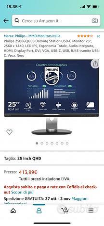 Monitor Philips Brilliance 25b