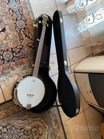 Banjo Bluegrass 5 corde country