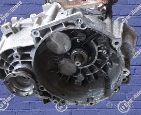 Cambio VW Passat Sigla KDN 6 Marce