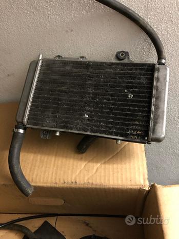 Gilera runner 125-180-200 radiatore