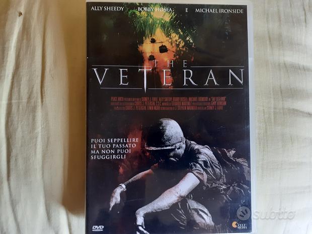 Dvd originale the veteran