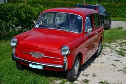AUTOBIANCHI Bianchina Panoramica - Anni 60