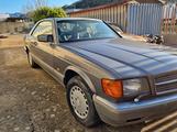 Mercedes 560 SEC C126 ricambi
