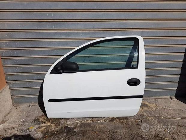 Portiera Sinistra Opel Corsa C 3 porte