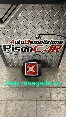 Fanali posteriori stop jeep renegade
