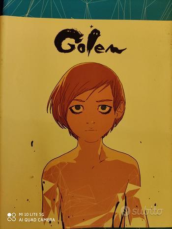 """Graphic Novel """"Golem"""""""